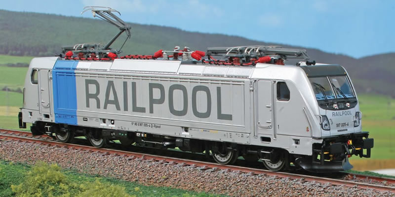 ACME 69462 Railpool BR 187 005 DC Sound