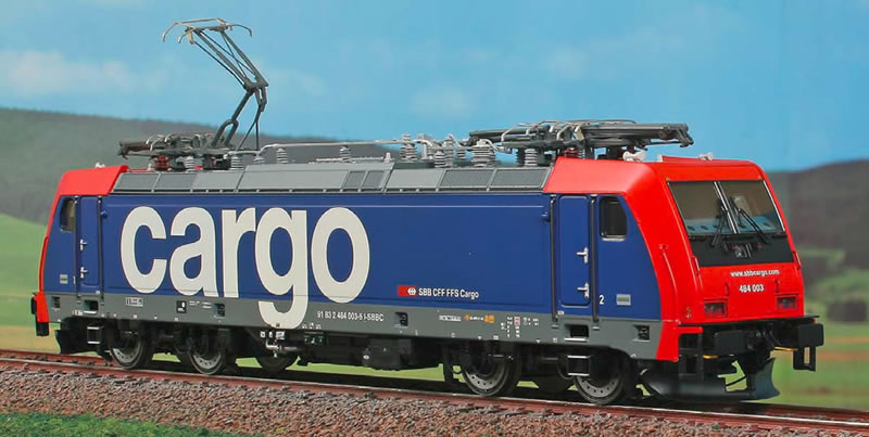 ACME 65524 SBB Re 484 003 cargo AC