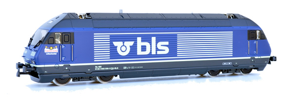 EYRO/Hag BLS Re 465 006 Lötschental AC digital 2. Wahl