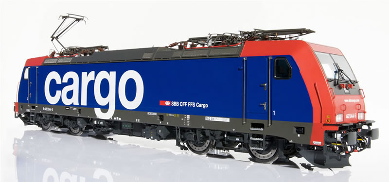 Kiss 510524 SBB Re 482 040 cargo NH