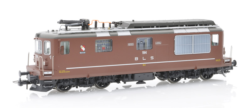 Roco 79783 BLS Re 4/4 194 Thun braun AC Sound